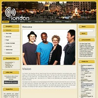 Website Design in Kissonerga - Church Website