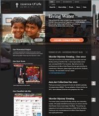 Paphos Websites - Charity Website