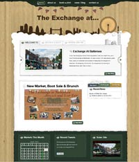 Website Design in Paphos - Market Website