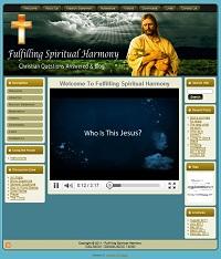 Website Design in Peyia - Christian Website