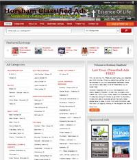 Paphos Website Design - Classifieds Site