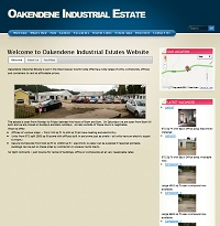 Web Design Paphos - Industrial Estate