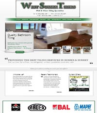 Cyprus Website Design - Builders Website